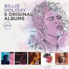 5_Original_Albums-Billie_Holiday