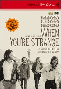 When_You`re_Strange_A_Film_About_The_Doors_+_Dvd_-Dicillo_Tom