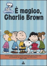 E`_Magico_Charlie_Brown_+_Dvd_-Charles_Schulz